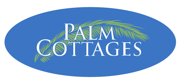 Palm Cottages Retina Logo